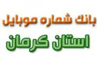 بانک شماره موبایل شهر باغین